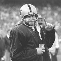 Former quarterback Ken Stabler, the NFL's Most Valuable Player in 1974, died last year of colon cancer but tests have revealed he was suffering from the brain disease CTE. | AP