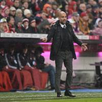 Guardiola set for Man City