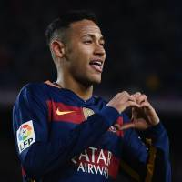Authorities freeze Neymar's assets