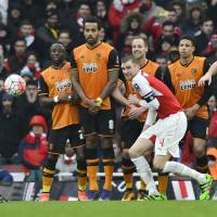 Arsenal, Hull set for another meeting after F.A. Cup draw