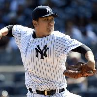 Yankees pitcher Tanaka feels healthy