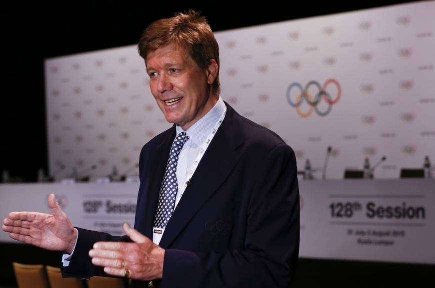 IOC medical chief hoping to ease fears related to Zika virus