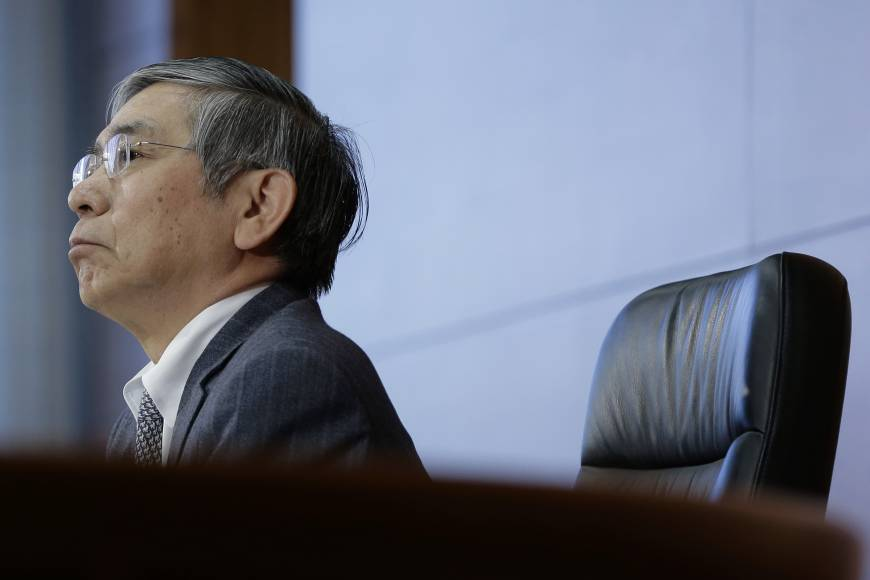 BOJ policymakers in heated debate over negative interest rate: minutes
