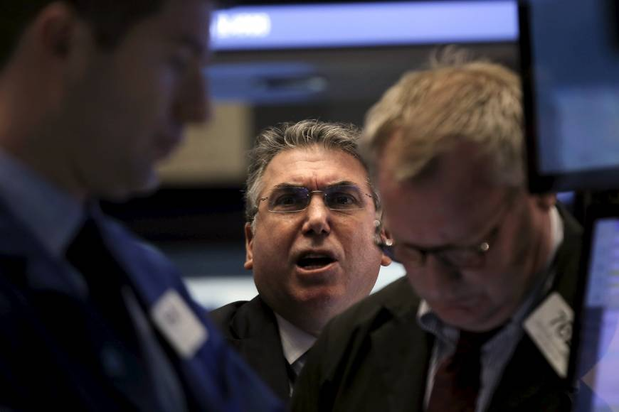 Oil, gold gains help Dow end February on high note
