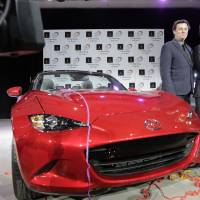 Mazda MX-5 wins 2016 World Car of the Year award