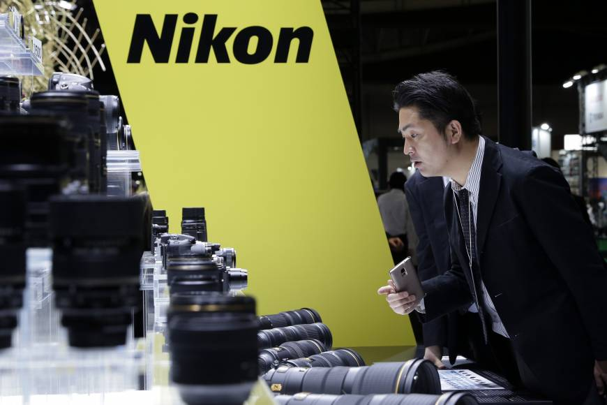 Nikon, Casio in short sellers' sights as tech pessimism abounds