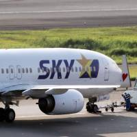 Skymark may fly international routes after restructuring, chairman says
