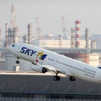 Skymark expected to return to black