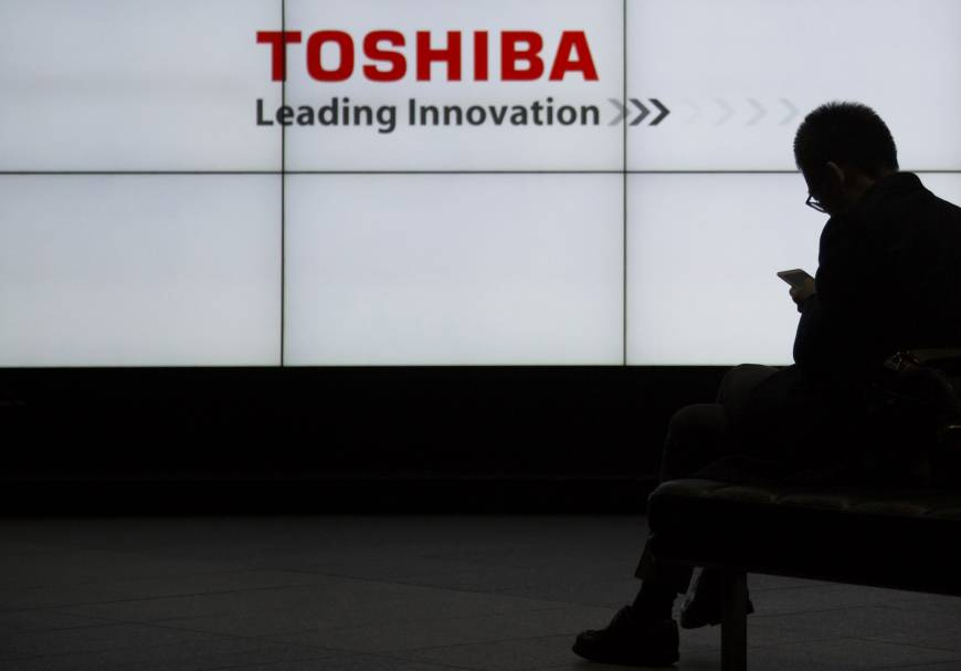 Toshiba white goods unit may be sold to China's Midea