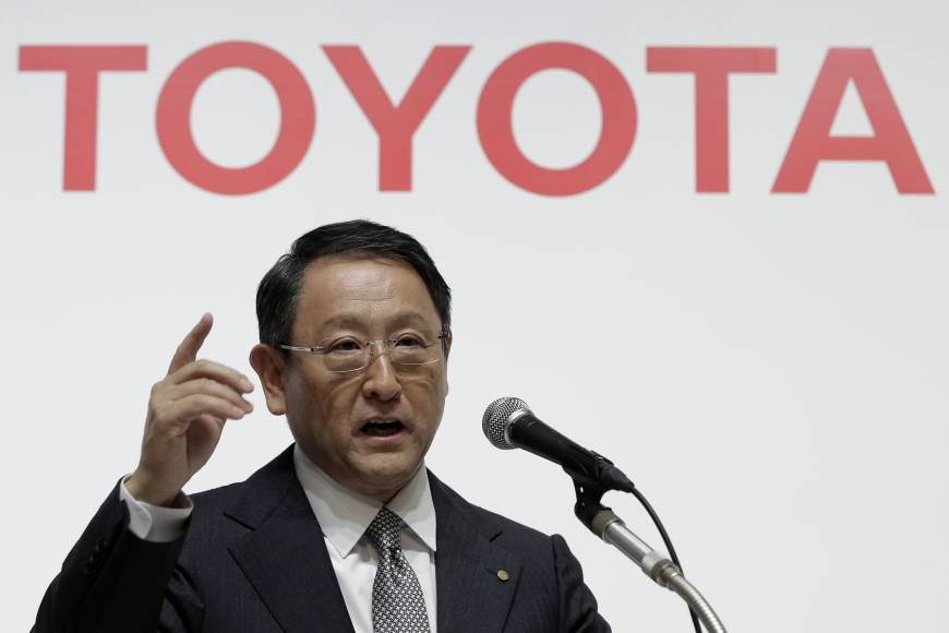 Toyota taps non-Japanese to help oversee structural overhaul