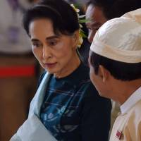 Suu Kyi nominated for Myanmar Cabinet post: speaker
