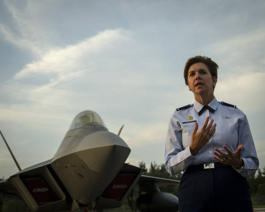 Obama to nominate first woman to head U.S. combatant command