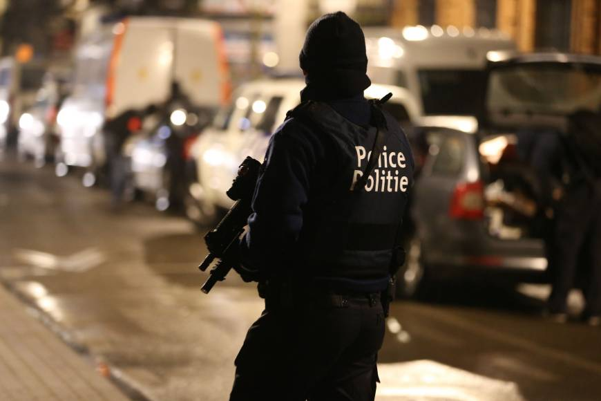 Six people arrested in Brussels after terror attacks