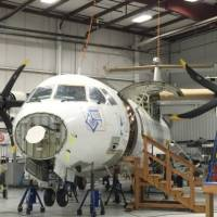 At $86 million, or four times initial quote, DEA drug plane still grounded, Afghan mission axed