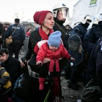EU summit set to see leaders declare Balkan migrant route closed, ask Turkey to take back deportees