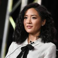 'Fresh Off the Boat' star Constance Wu, pictured in 2015, says her biggest problem with Hollywood is 'a lack of imagination about the type of roles that Asian-Americans can play. | RICHARD SHOTWELL/INVISION/AP