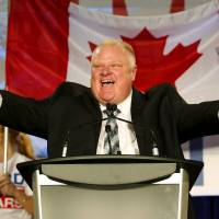 Former Toronto mayor Rob Ford dies after bout with rare cancer at 46