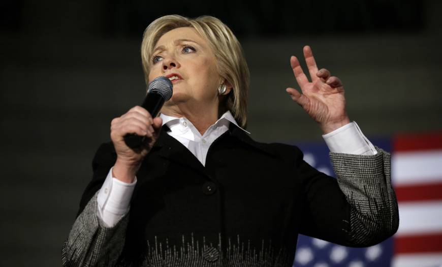With huge wins behind her, Clinton basks in support of African-Americans