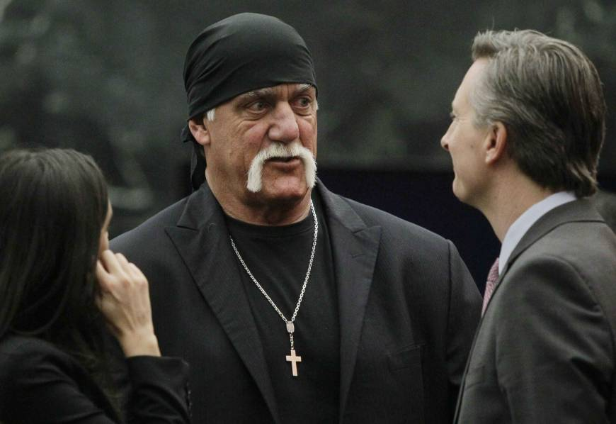 Jury awards Hulk Hogan $115 million in Gawker sex tape suit