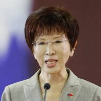 KMT picks China-friendly Hung to lead party following election defeat