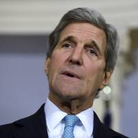 Islamic State committing genocide against Christians, others: Kerry