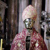 A bust of St. Januarius stands in Naples Cathedral. | JOSE LUIZ BERNARDES RIBEIRO / CC-BY-SA-4.0