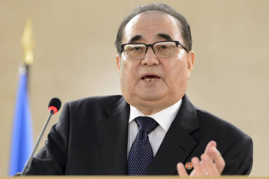 North Korea slams U.N. rights body for criticism of its record