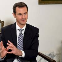 Bashar Assad | REUTERS