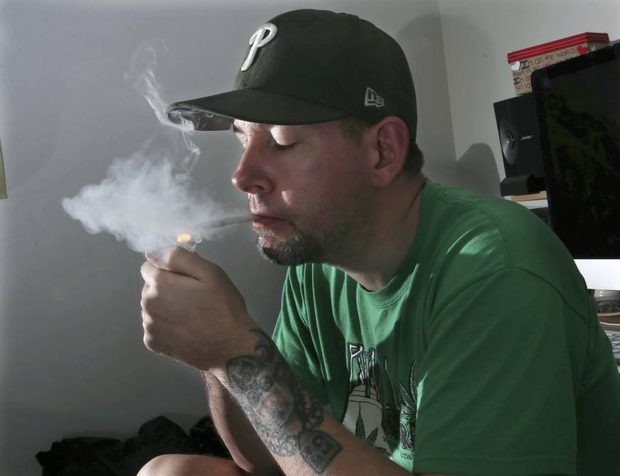 U.S. veterans using marijuana for post-traumatic stress disorder despite scant research