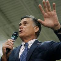 Romney offers vote, little else, to Cruz in Republican election battle