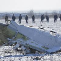 Black boxes badly damaged in Russia plane crash; data retrieval in doubt