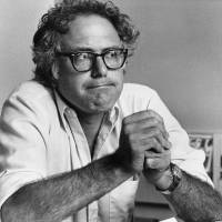 Burlington, Vermont, Mayor Bernie Sanders is seen in the 1980s. Sanders is the first Jewish presidential candidate to win delegates in a major party primary. But he has mostly avoided discussing his Judaism on the campaign trail, bewildering many American Jews. | AP