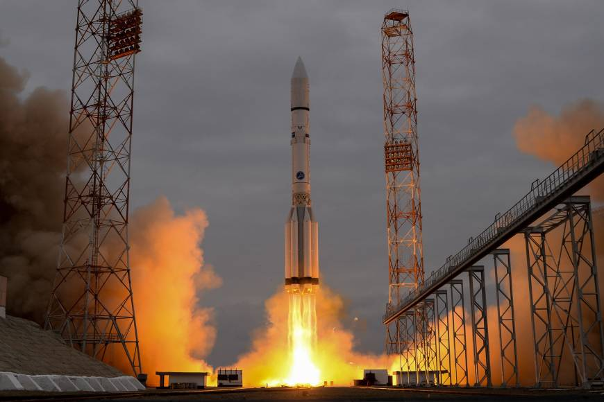 European-Russian Mars mission to hunt for source of methane, signs of life