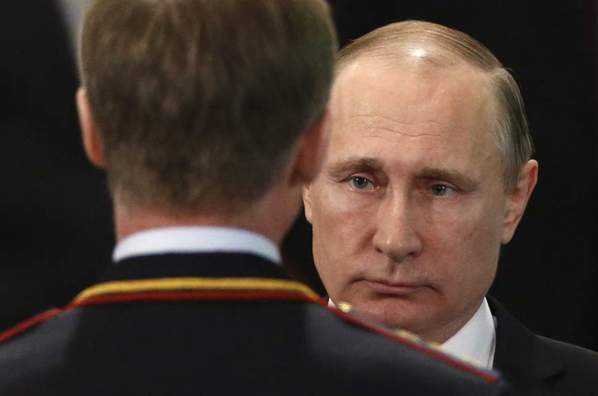 Seat at front of geopolitical table allowed Putin to scale back in Syria