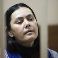 Nanny who beheaded Russian girl cites revenge for Putin's Syria strikes