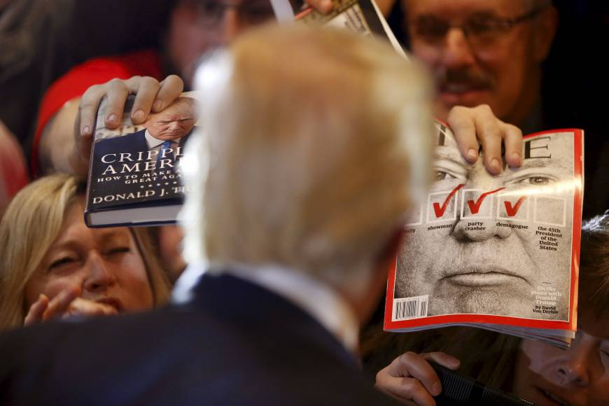 For Trump, there are few limits to his win-at-any-cost approach