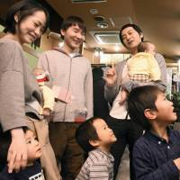 Tokyo NPO helps jobless in the prime of life get back on their feet