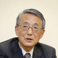 Japan's nuclear watchdog chief urges safety vigilance by government, utilities