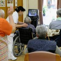 Manpower shortages are a big problem for many nursing homes for seniors in the three disaster-hit prefectures. | KYODO