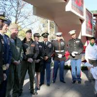 Five years on, joint disaster training a legacy of U.S. military's Operation Tomodachi