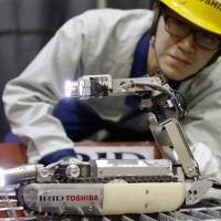 Five years after Fukushima disasters, region encourages rise of robotics