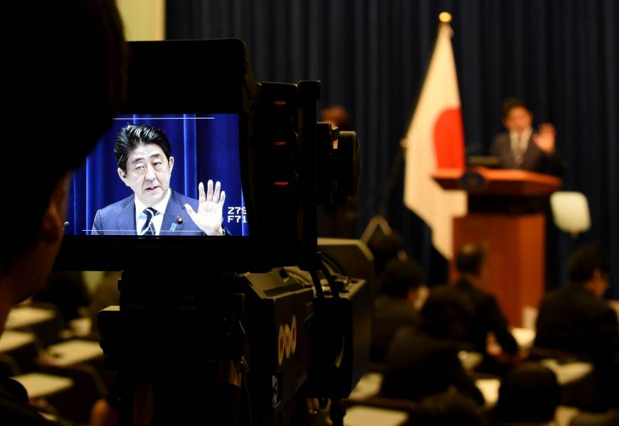 Security laws usher in new era for pacifist Japan