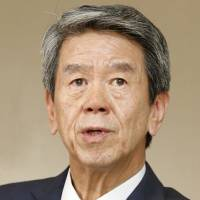 Ex-Toshiba chief questioned over falsified financial reports