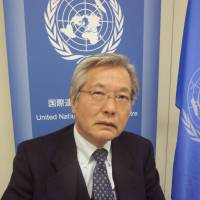 Japanese to be tapped as U.N. chief's special representative to Afghanistan