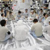 Daily grind of decommissioning continues for workers at Fukushima plant