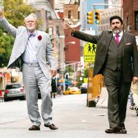Alfred Molina and John Lithgow in 'Love Is Strange.'   © LOVE IS STRANGE, LLD