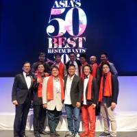 Collaborative spirit emerges at Asia's top restaurant awards