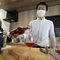Winemakers plant seeds of tourism in Japan's disaster zone