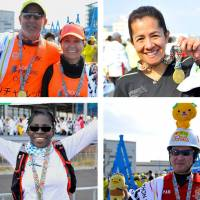 How does the Tokyo Marathon compare to other races you've run?