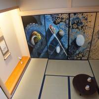 Oscar Oiwa's 'Room Inside a Room' on Ogijima Island. Until recently facing a shrinking, aging population, Ogijima is growing thanks to its thriving community-based art scene. | DAVID BILLA